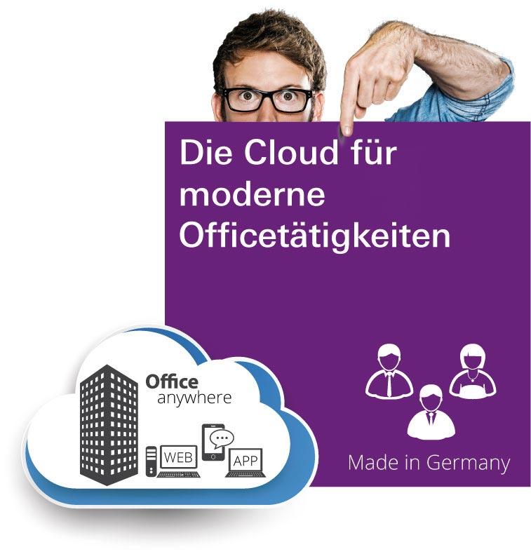 NetTask - Die Cloud für moderne Officetätigkeiten