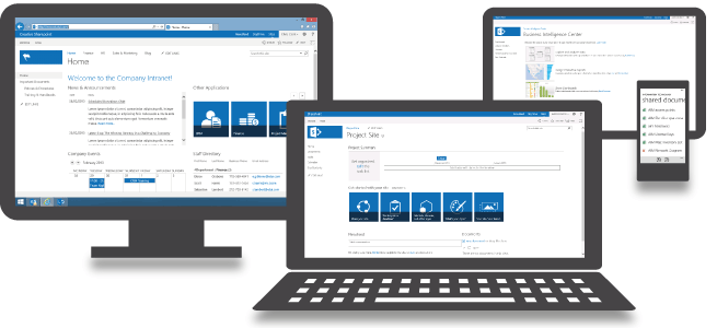 NetTask - Hosted SharePoint