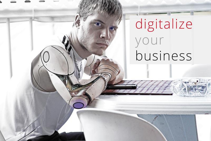 NetTask Blog - CeBIT 2015 digitalize your business